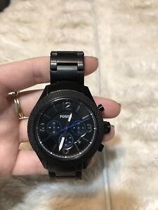 Brand new never worn fossil watch