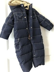 GAP down snowsuit (new with tag)