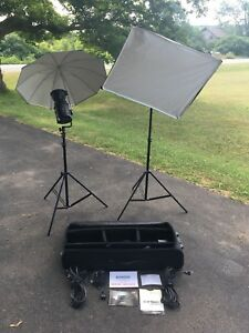Bowens Gemini GM400Rx Professional Photography Lighting Kit