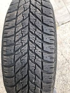 19565R15 good year winter tire