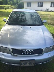 2000 Audi for sale or trade