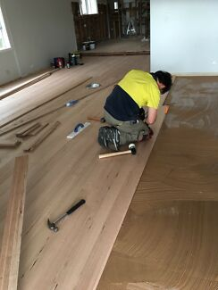 Timber Flooring professional