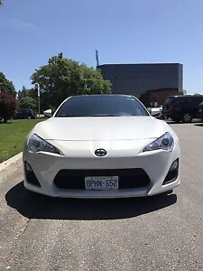 2013 SCION FRS MANUAL