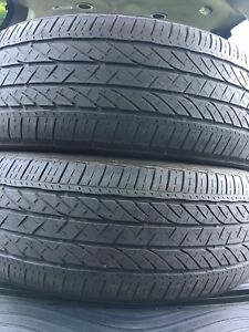 4-235/55R20 Bridgestone all season