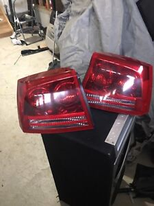 2006-2010 Dodge Charger tail lights