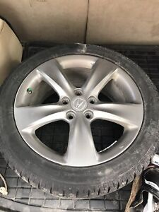 Selling a spare Acura TL wheel