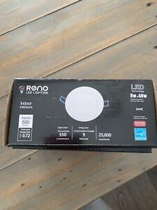 28 brand new never used Pot Lights. 4000k. Still in box.