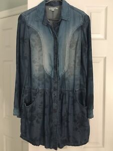 Denim dress, American Eagle