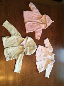 Baby sweaters 3-6 months