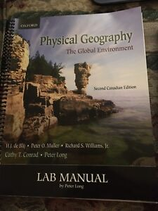 Physical Geography Textbook + manual