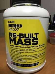 GNC Protein powder, muscle powder, fitness drinks