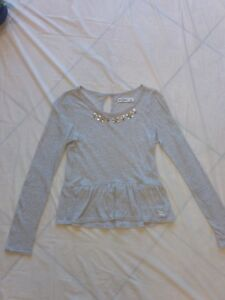 Girl's Abercrombie Long sleeve shirt
