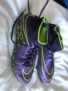 Nike hypervenom soccer boots cleats