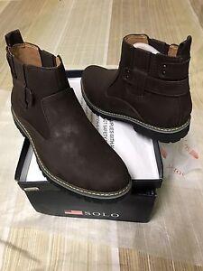 Men's shoes brand solo Ram