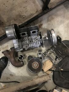 Skidoo 377 parts engine