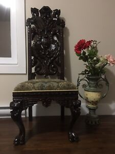 Toscano Gothic Inspired Chair