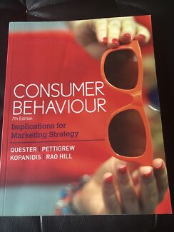 7th edition textbook in melbourne region vic gumtree australia consumer behaviour textbook 7th edition fandeluxe Choice Image