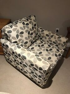 Two Arm Chairs For Sale