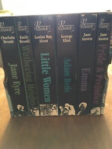 Collection of Classic Romance Novels
