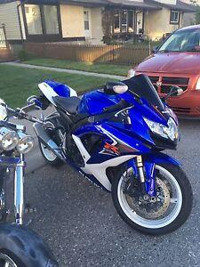 2008 GSXR 600