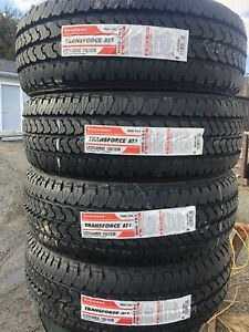 LT 275/65/20 Firestone Transforce AT NEW