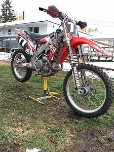 2010 crf450r MINT! PRICE REDUCED!