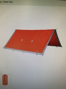 "WANTED: ""Super Tarp"" From Mountain equipment co-op."