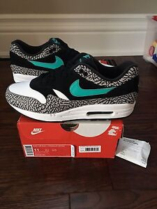 "Nike Air Max 1 Premium Retro ""Atmos"" size 11 DS"