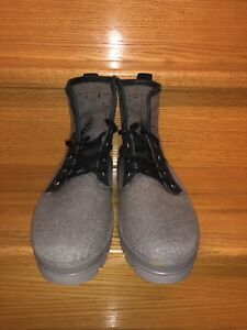 Timberland BLAZER MIXED-MEDIA BOOTS Size 8 Men's