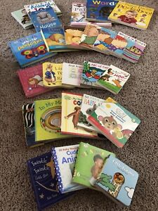 Various Baby Books