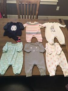Baby Gap Girl Clothes 0-3 mths
