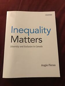 Inequality Matters Diversity and Exclusion in Canada Textbook