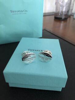 Tiffany & Co Men's Cufflinks