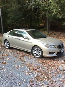 New Price!!!  2015 Honda Accord Touring V6