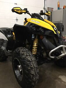 2013 can am renegade XXC 800