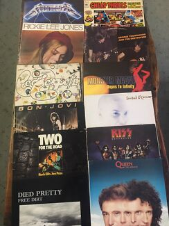 Crates of Quality Used Vinyl / Records
