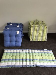 Outdoor cushions Stanmore Marrickville Area Preview