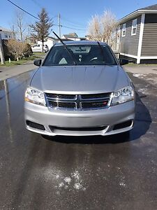 2013 Dodge Avenger in great condition