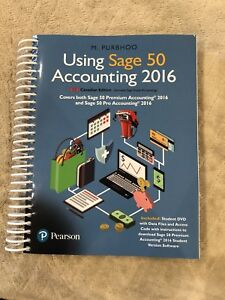 Using Sage 50 Accounting 2016 plus disc