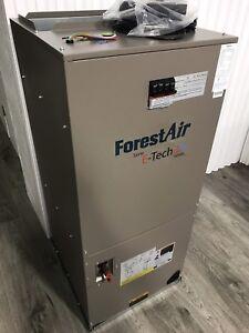 Thermopompe centrale central duct unit 24000 & 36000 btu E-Tech