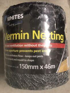 Vermin Netting $50