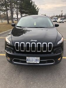 2015 Jeep Cherokee Limited Fully Loaded!!!