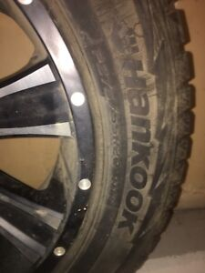 """20""""Winter tires and rims"""