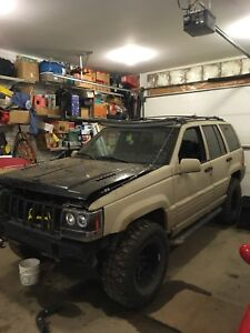 1998 Jeep Grand Cherokee Limited 5.9L Engine