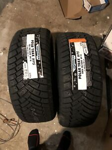 Two BRAND NEW 205/55/R16 Winter Tires *SOLD PPU*