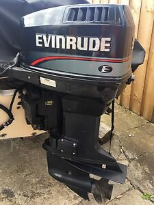 Evinrude 90hp Outboard Glenorchy Glenorchy Area Preview