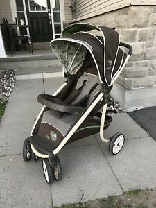 Stroller- by LUX  . Ride in style! 60.00 obo