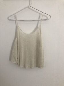 """Brandy Melville Cropped Tank Top 