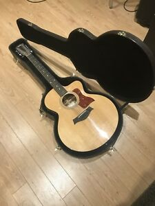 Taylor 12 String Acoustic Guitar With Original Hardshell Case