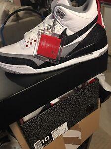 Air Jordan 3 NRG Tinker Size 10